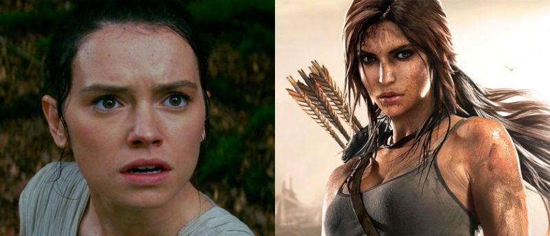Daisy Ridley May Raid Some Tombs as the New Lara Croft