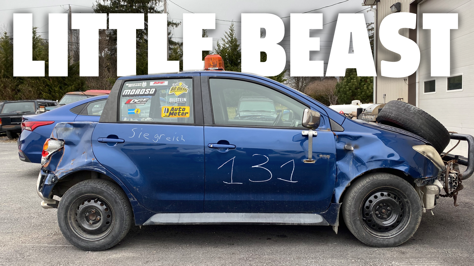 Behold, The Baddest-Arse Scion XA Known To Humankind