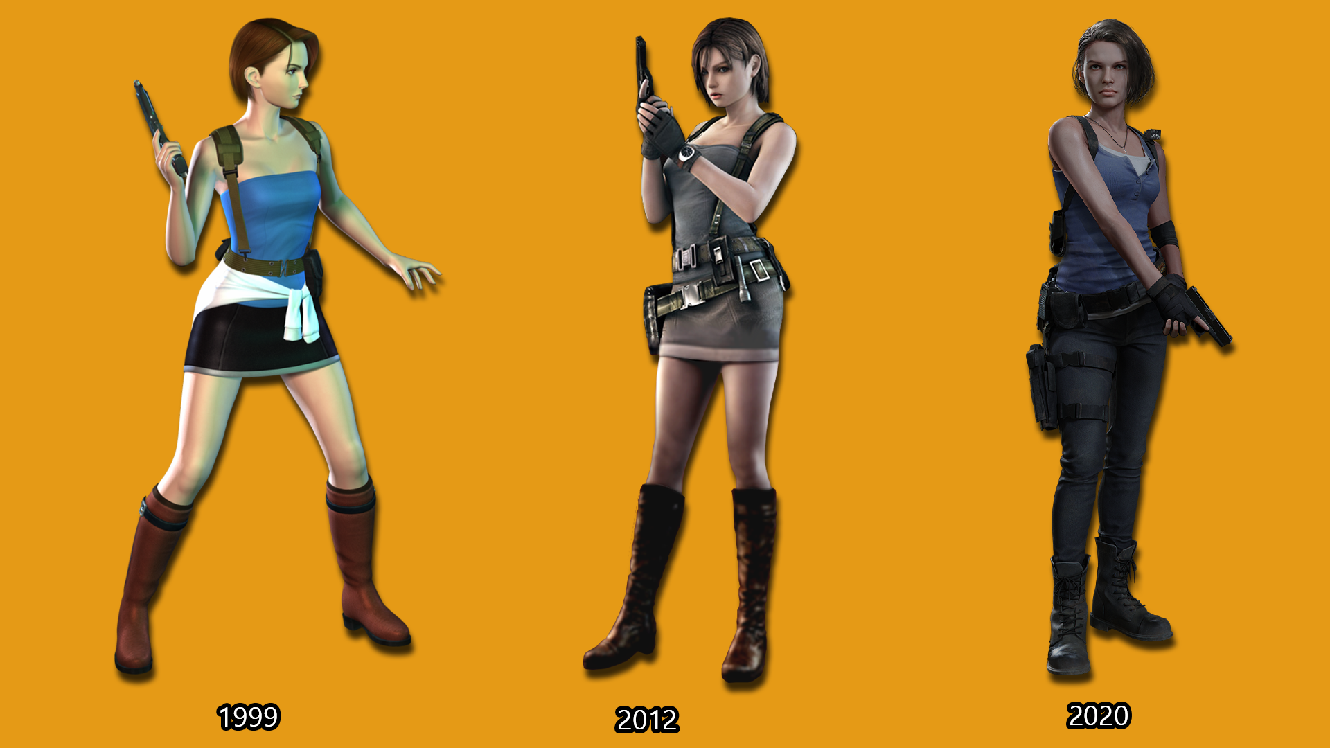 All The Previous Times Capcom Remade Resident Evil 3