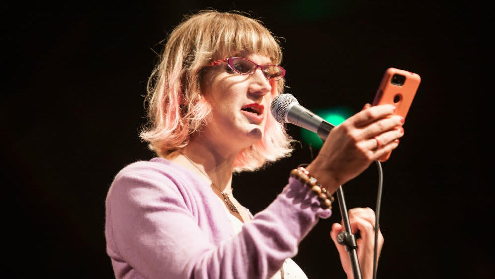Charlie Jane Anders Is Announcing Her New Book Right Here On Io9!