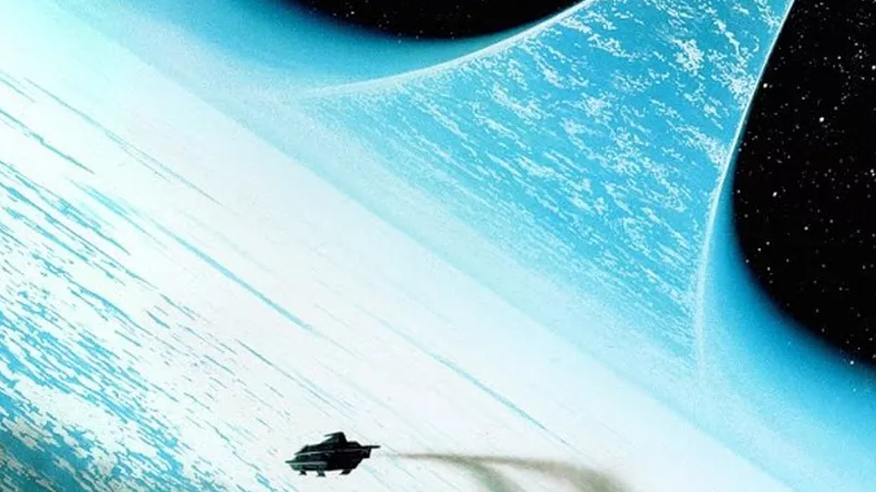 Amazon Is Turning Iain M Banks' Iconic CultureBooks Into A TV Series