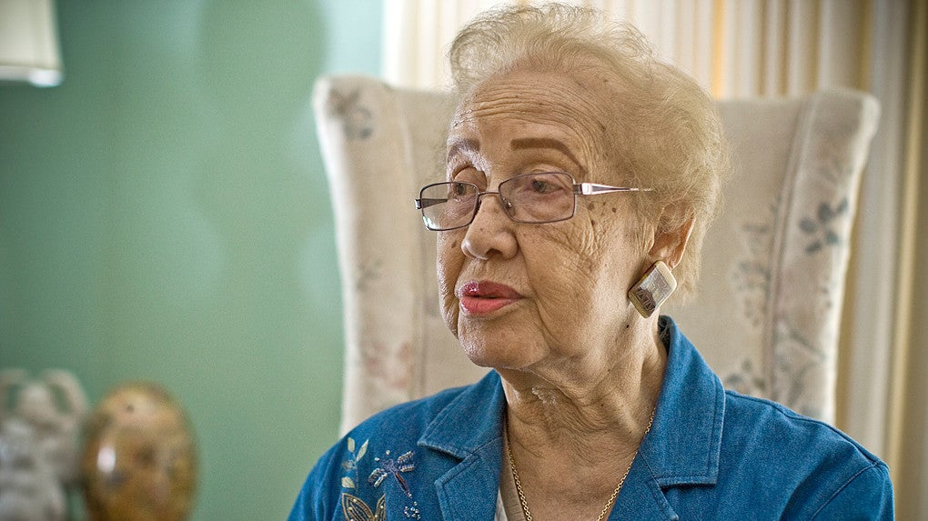 NASA Mathematician Katherine Johnson, 'Hidden Figures' Hero, Dies At 101