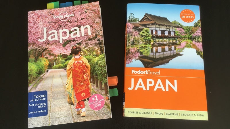 Travel Guidebook Showdown: Lonely Planet vs. Fodor's Travel