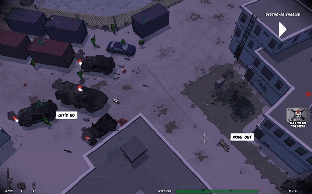 A Tactical PC Shooter That's Like Battlefield Meets Hotline Miami