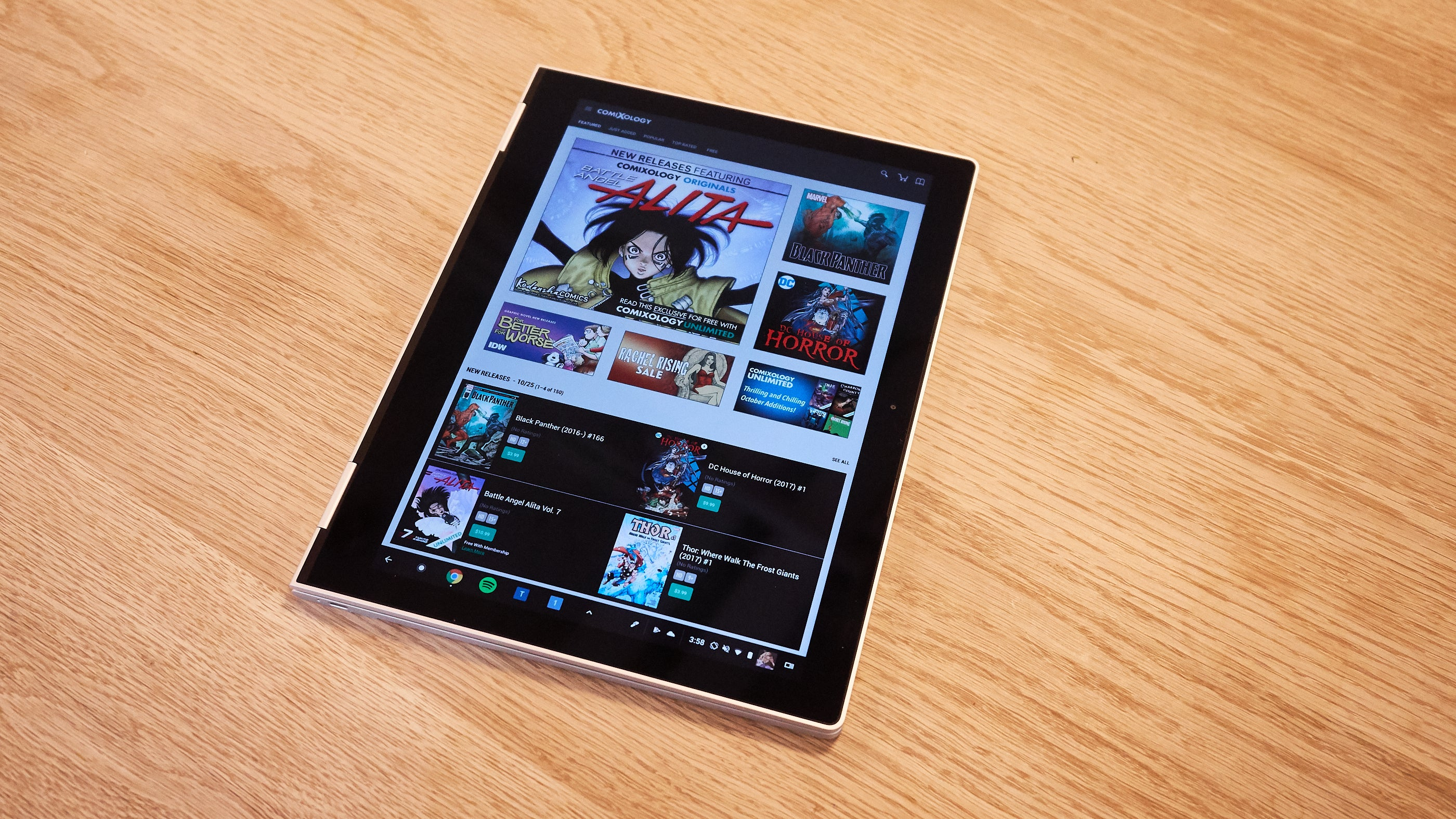 Chrome OS, Not Android, Is Probably The Future Of Google Tablets
