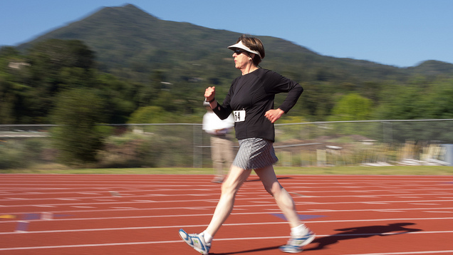 What to Do Between Your Running Intervals for the Best Workout