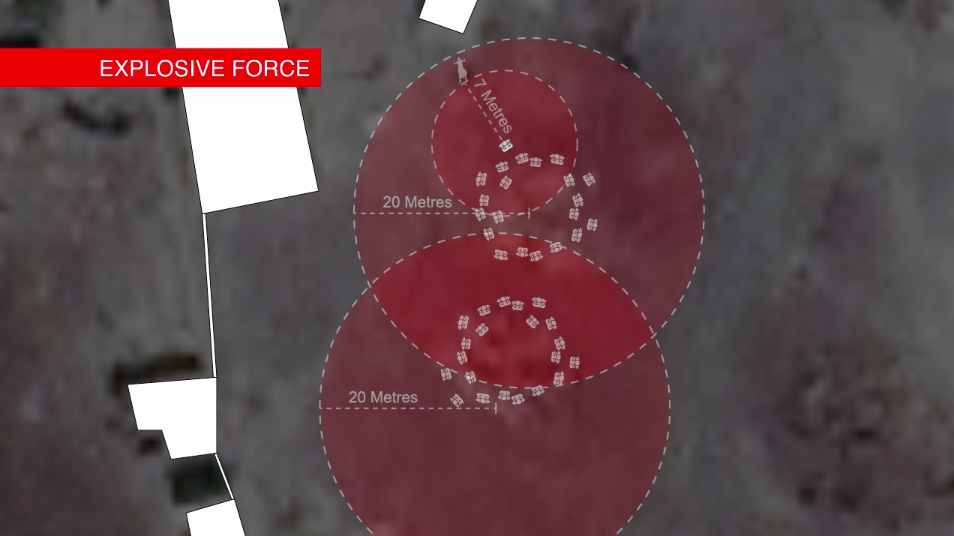 The UN's Map of Drone Strikes Was Built By Architects