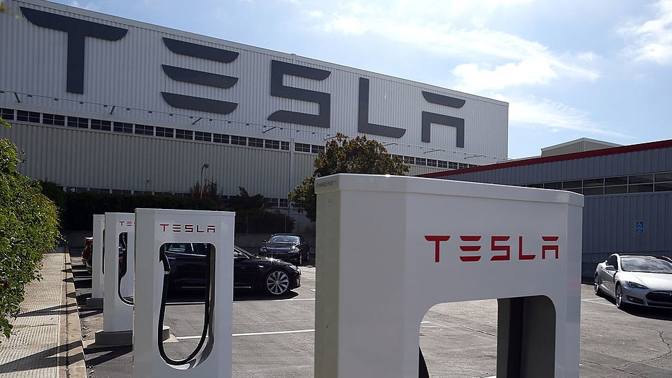 Worker advocacy group report says Tesla's injury rate higher than average
