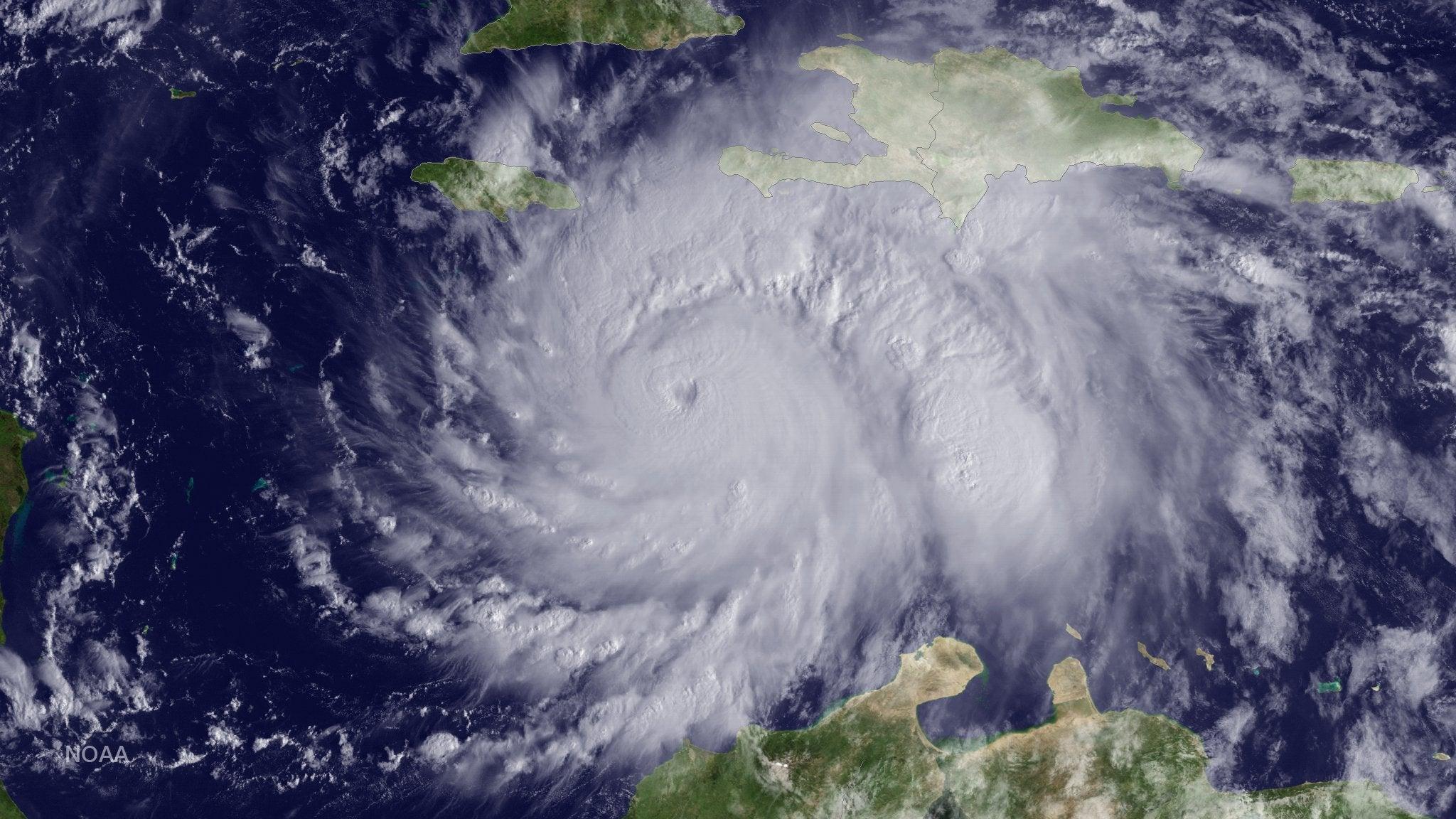A Category 4 Hurricane Just Made Landfall In Haiti