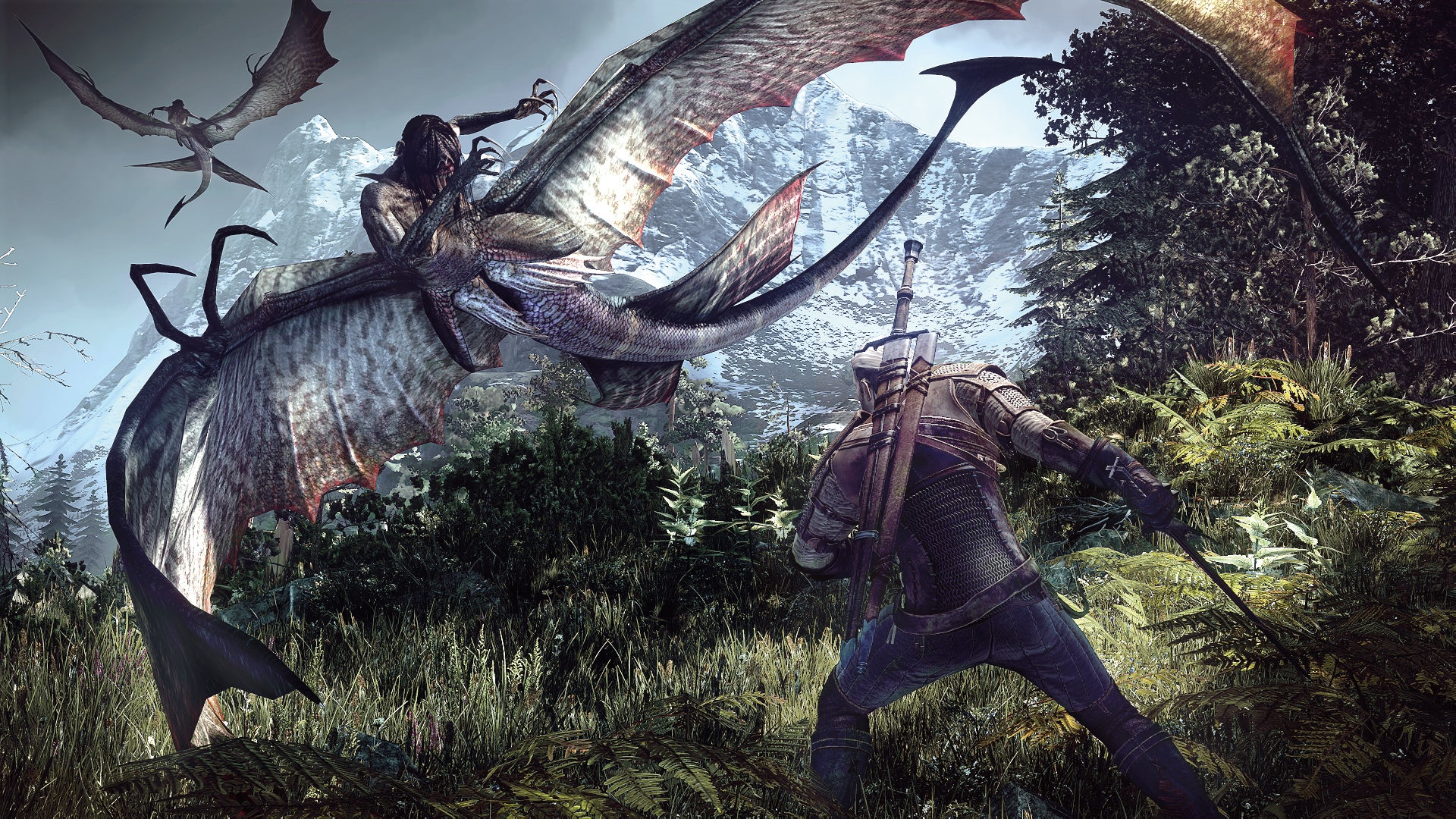 The Witcher 3 Will Require A Moderately Beefy PC