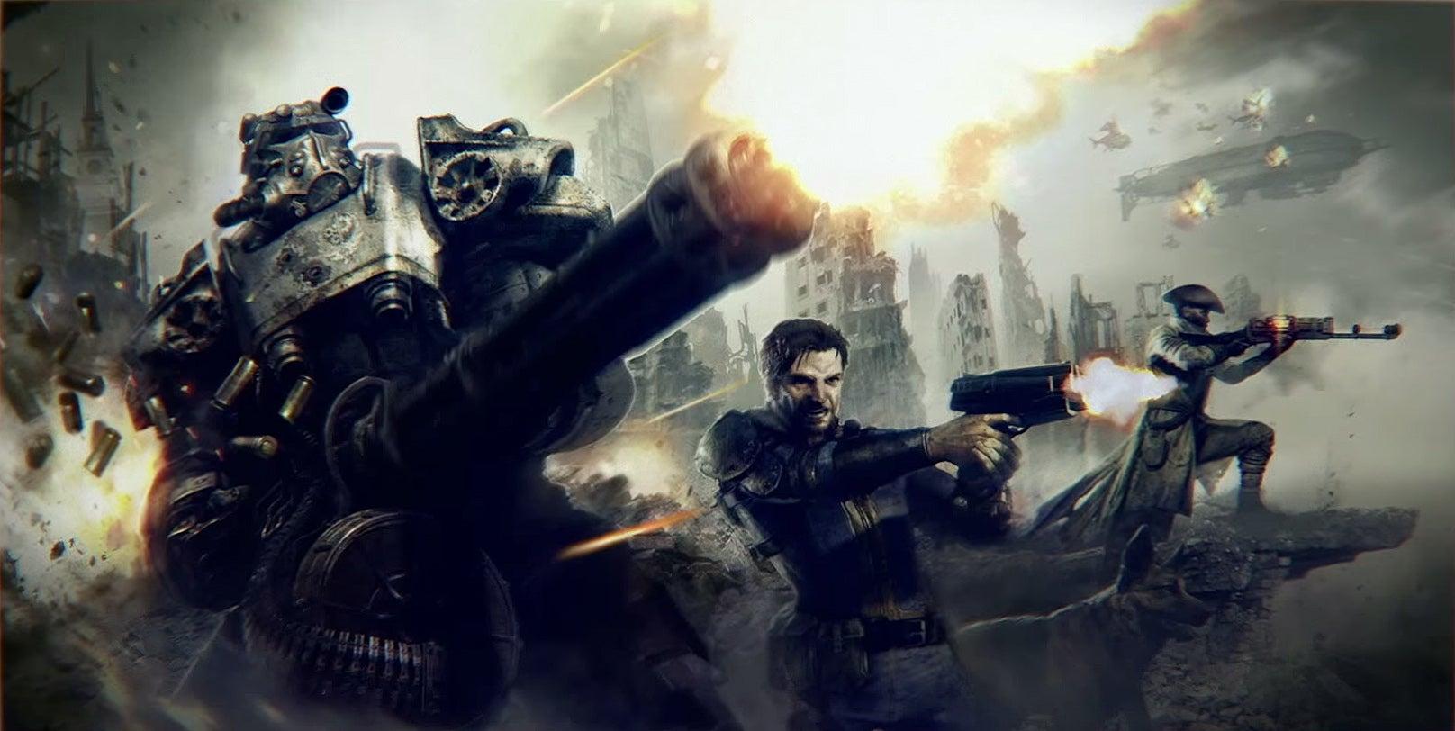 Every Faction In Fallout 4 Sucks Kotaku Australia