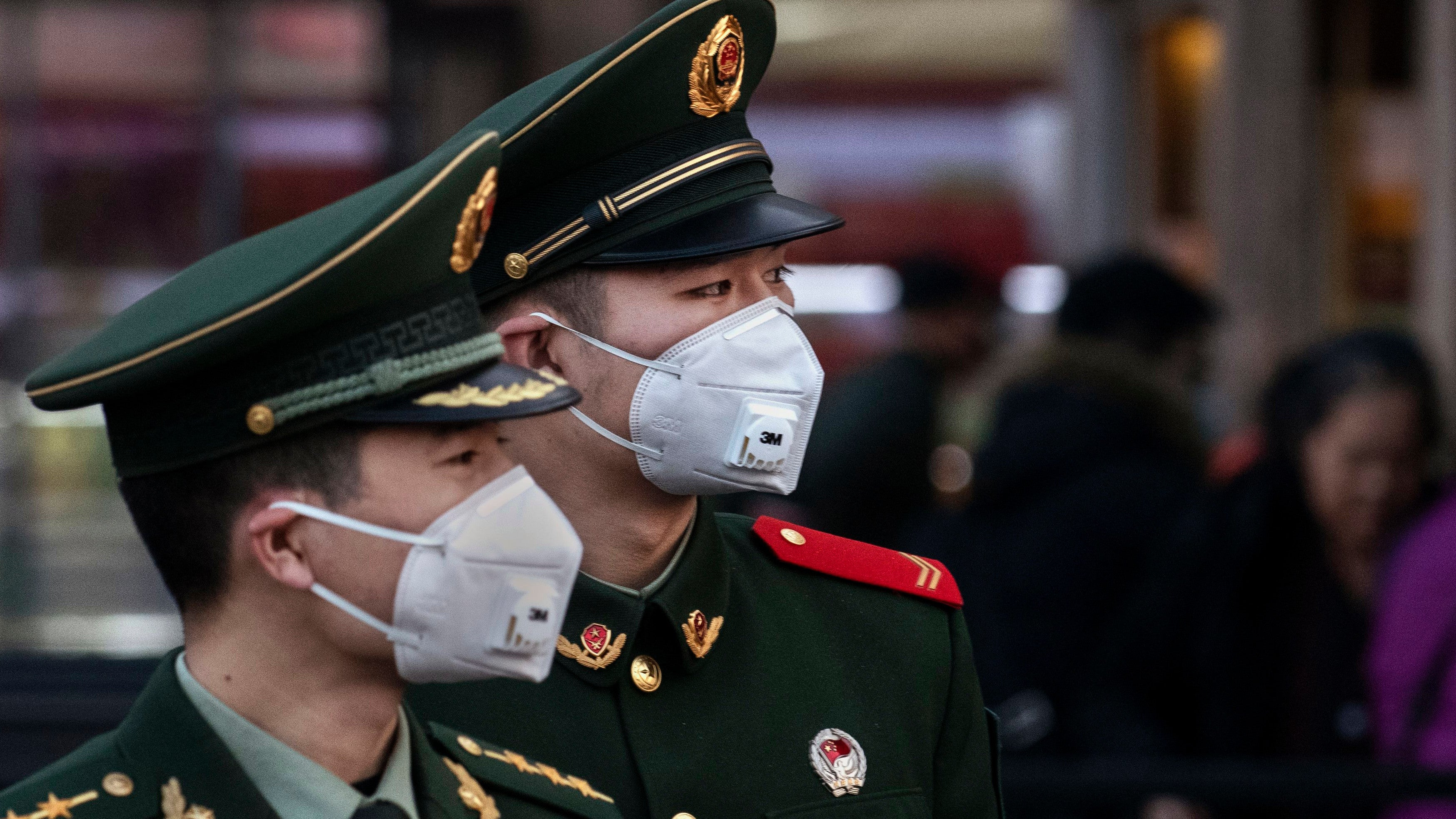 China Orders Mandatory Coronavirus Checks In Wuhan And All Infected Moved To Quarantine Camps