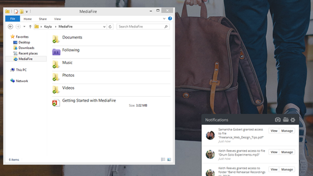 MediaFire Launches Desktop Apps, Offers 1TB of Space for $US2.50 a Month