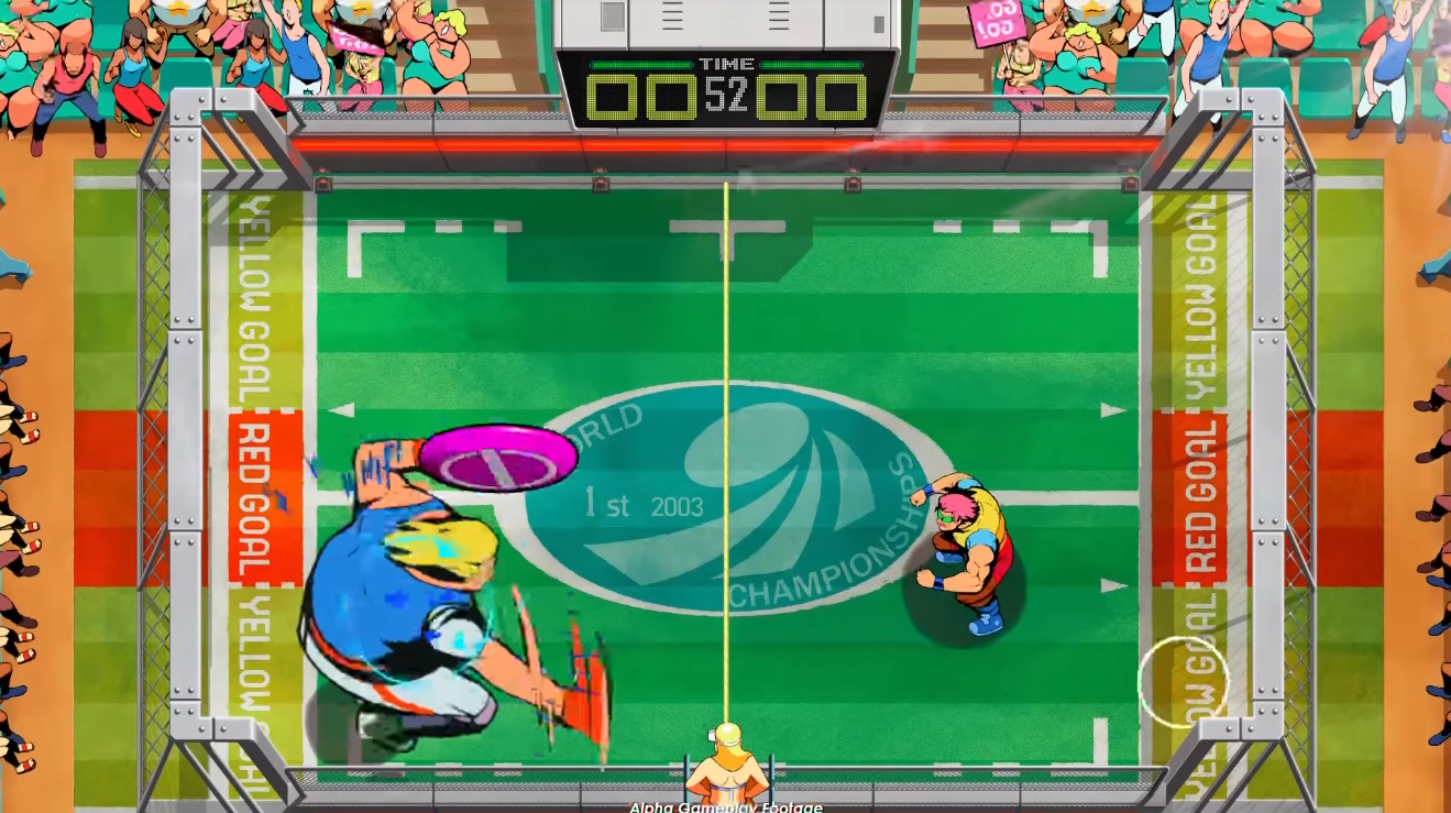 Windjammers 2 Is A Lot Of Fun