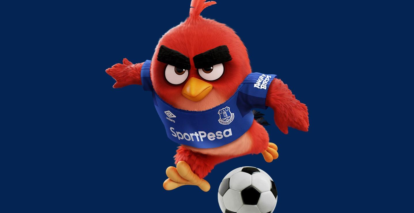 Angry Birds Now Sponsors A Football Team, And It's A