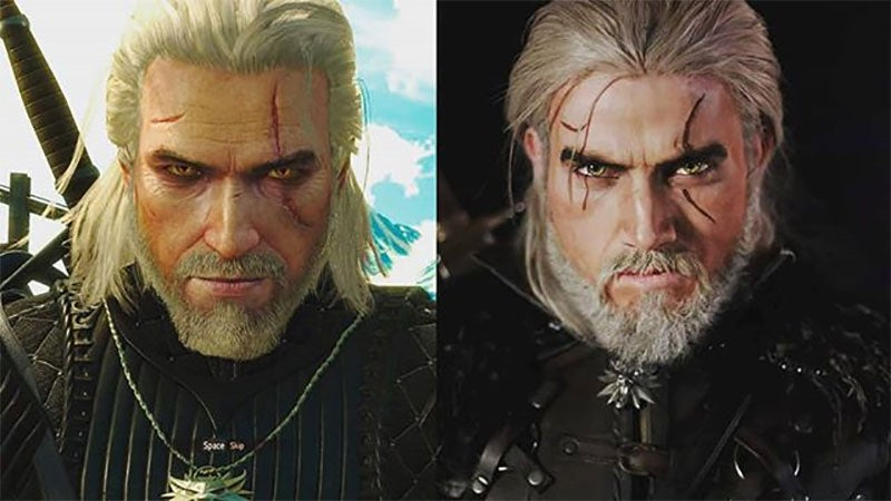 Geralt, Is That You?