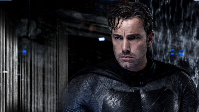 Ben Affleck Has Some Deep Thoughts About Batman