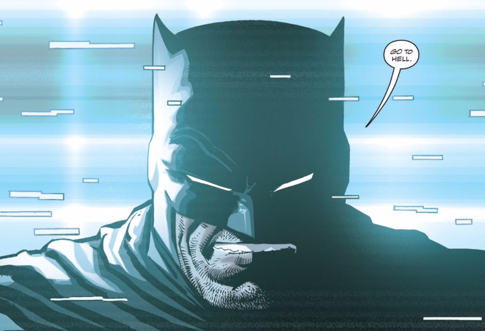 The New Dark Knight Series Isn't Really a Batman Comic Anymore