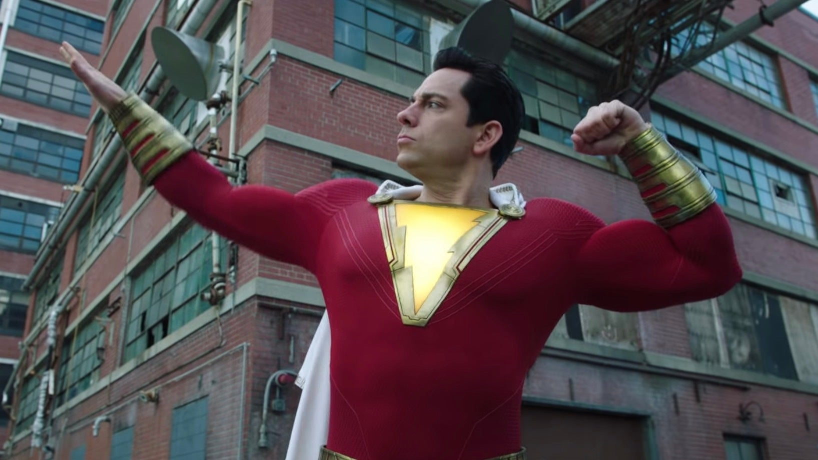 Batman Makes A Soft Cameo In The Latest Shazam! Trailer