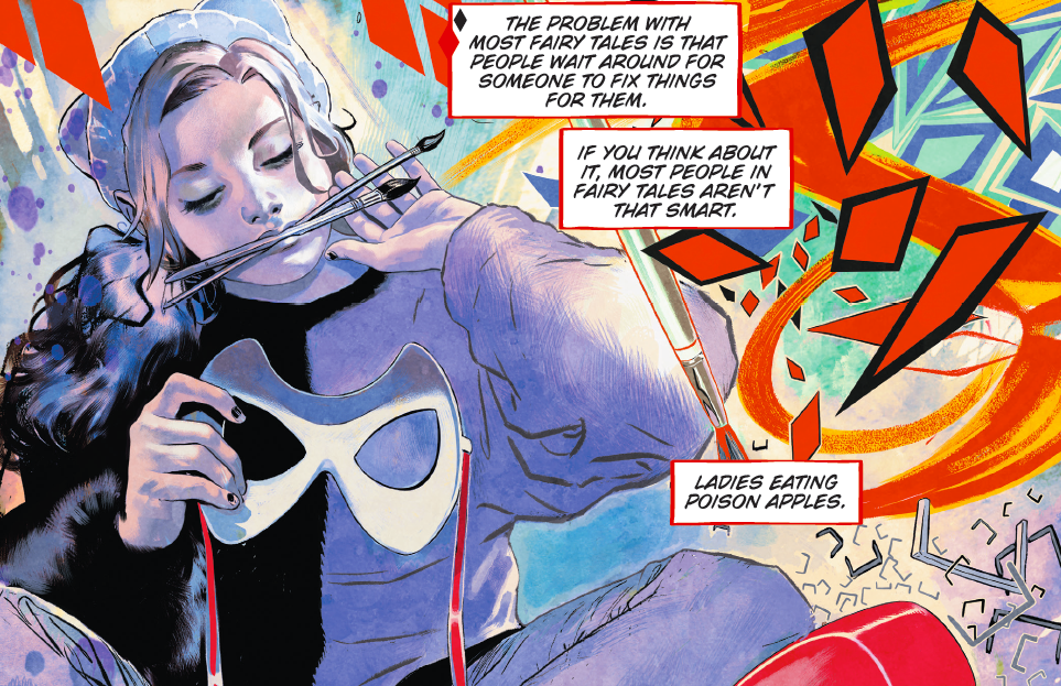 Harley Quinn: Breaking Glass' Creative Team Opens Up About Reinventing Gotham's Most Dynamic Antihero