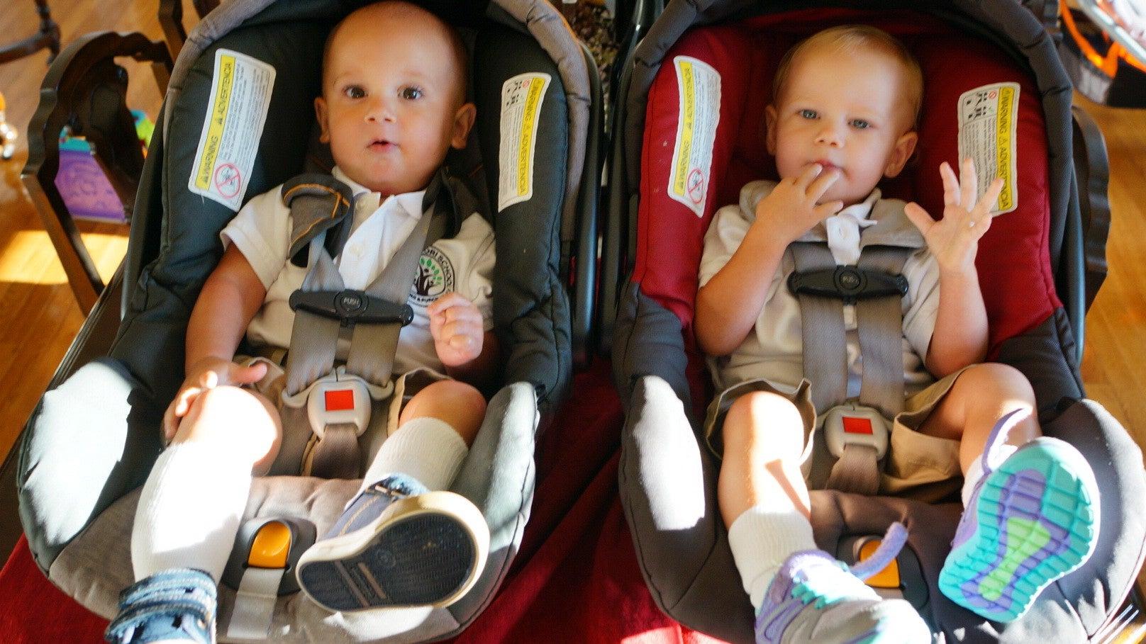 Children's Car Seats Have Expiration Dates