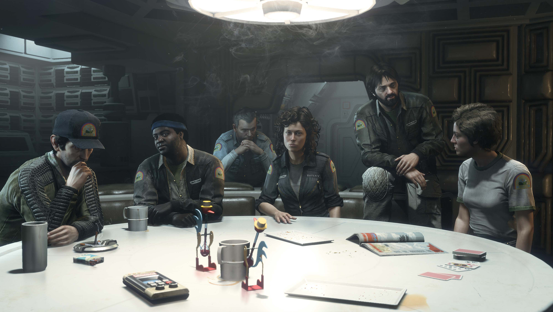 Original Cast Of Alien Joins Isolation... As Pre-Order DLC
