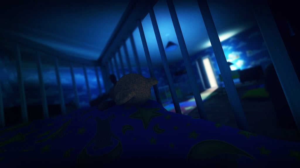 Toddler-Horror Game Among The Sleep Is Coming To The PlayStation 4