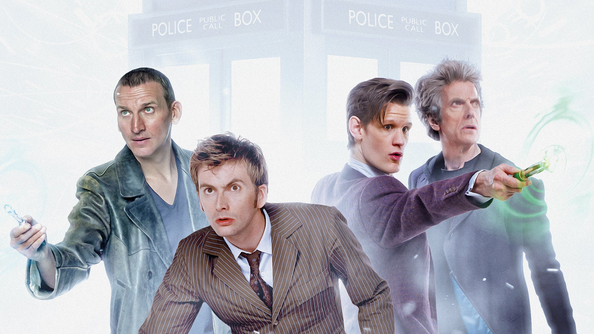 Here's How Much Planning It Takes To Bring Doctor Who's Gigantic Comic Crossovers To Life