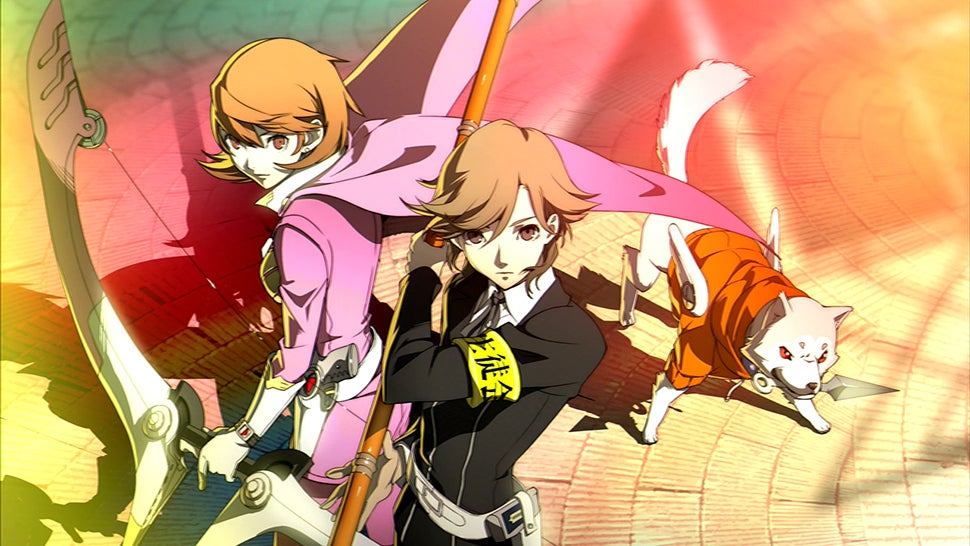 I Love Seeing the Persona 3 Characters All Grown Up