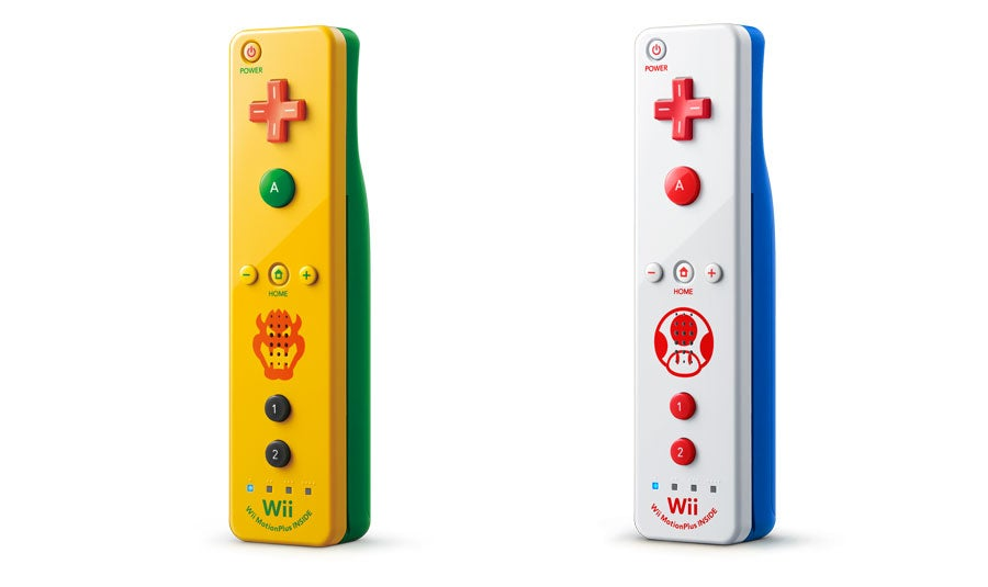 Nintendo's New Wii Remotes Are Hot
