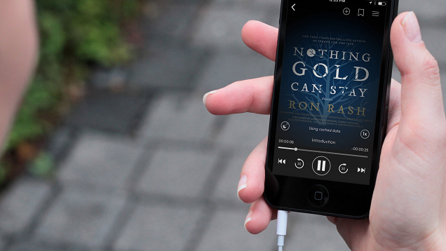 Scribd Adds More Than 30,000 Audiobooks to Its Subscription Service