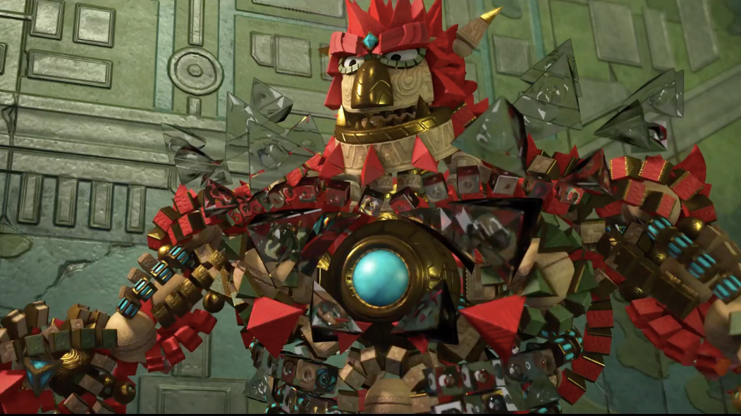 Knack 2 Is Actually Pretty Good