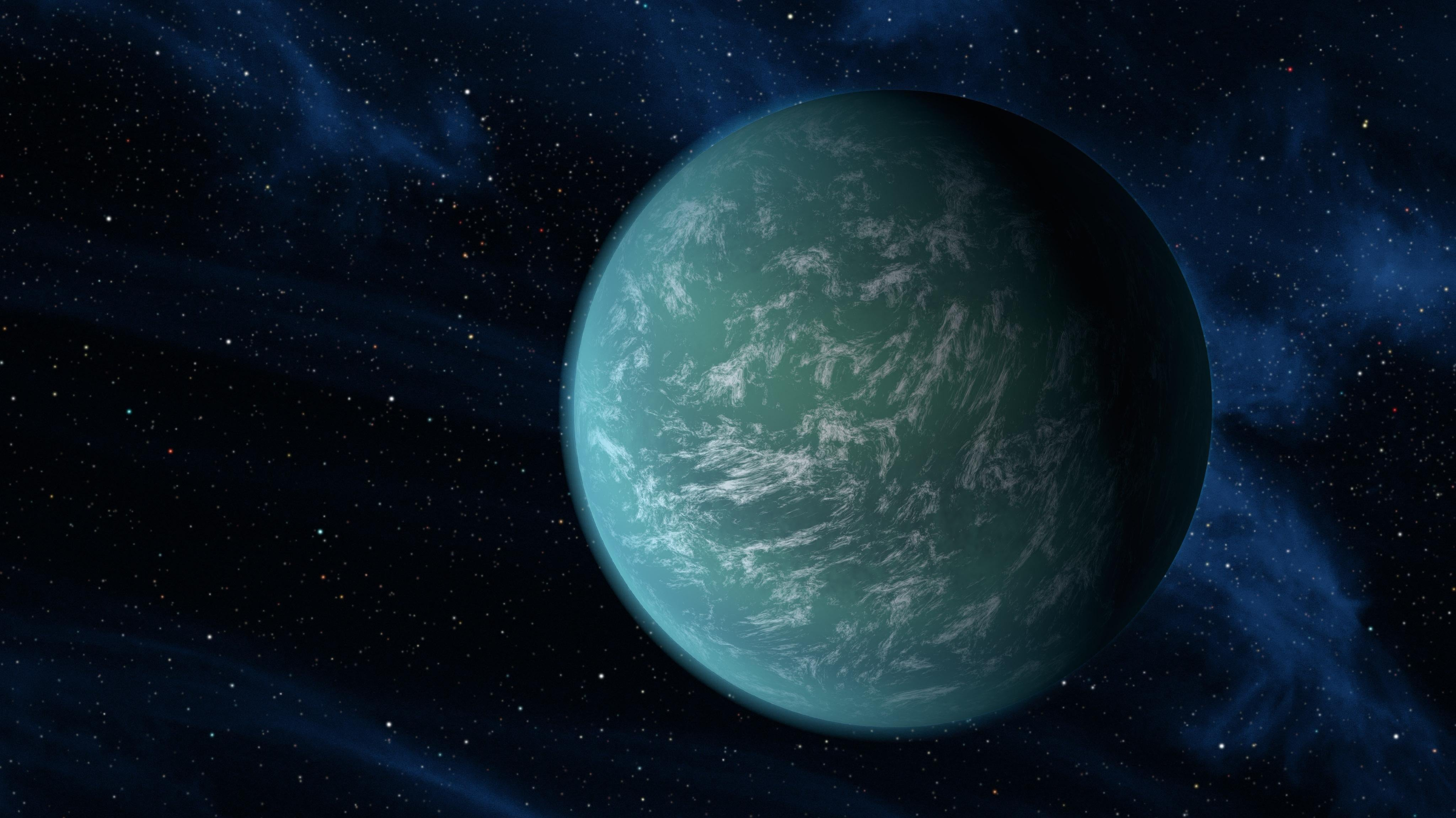 Intense Gravity Of Super-Earths Could Trap Aliens On Their Home Planet