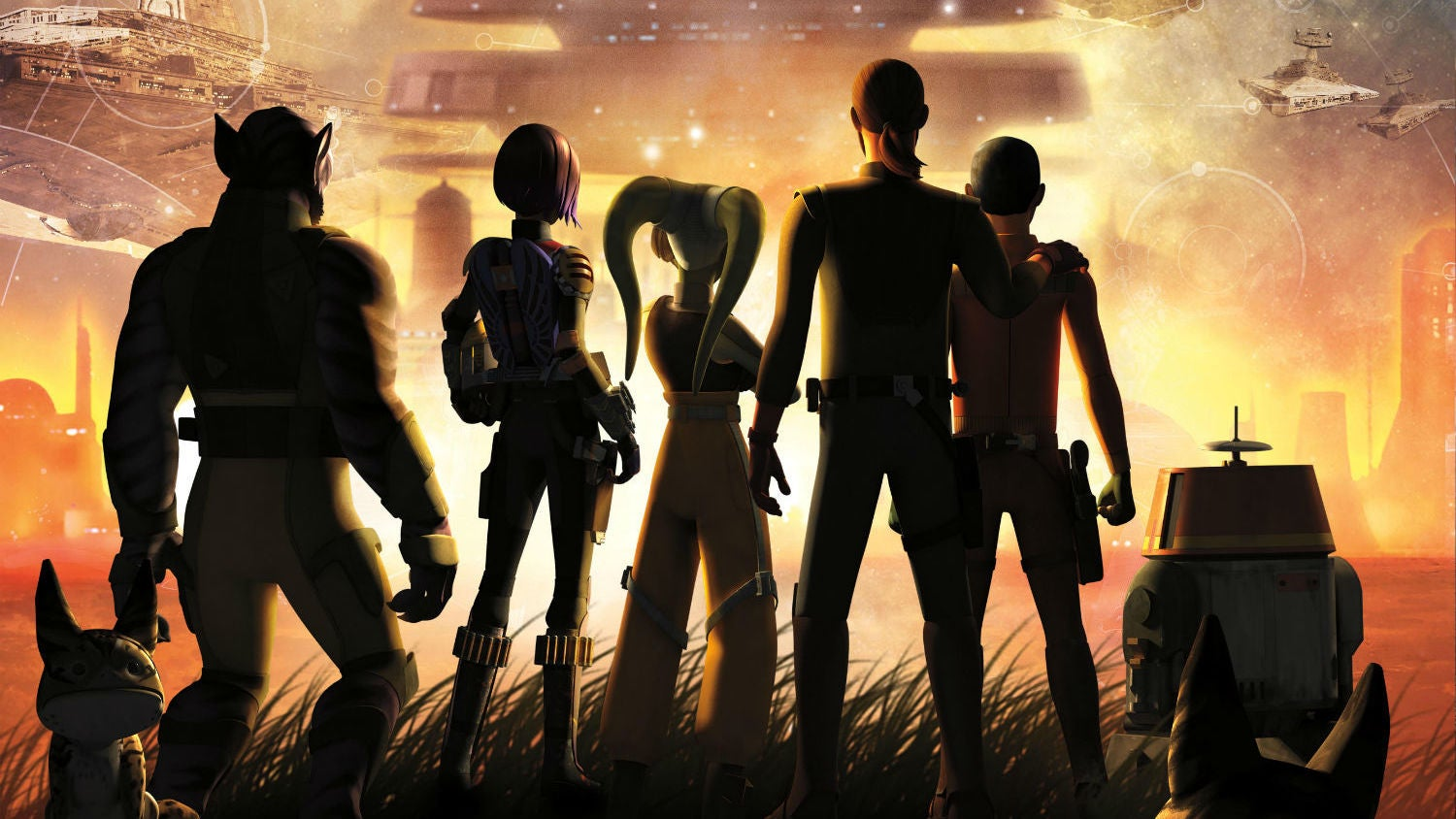 The Final Trailer For Star Wars: Rebels Is Here, And We Grilled Dave Filoni For Answers