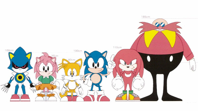 Who Sonic Is, According To Sega