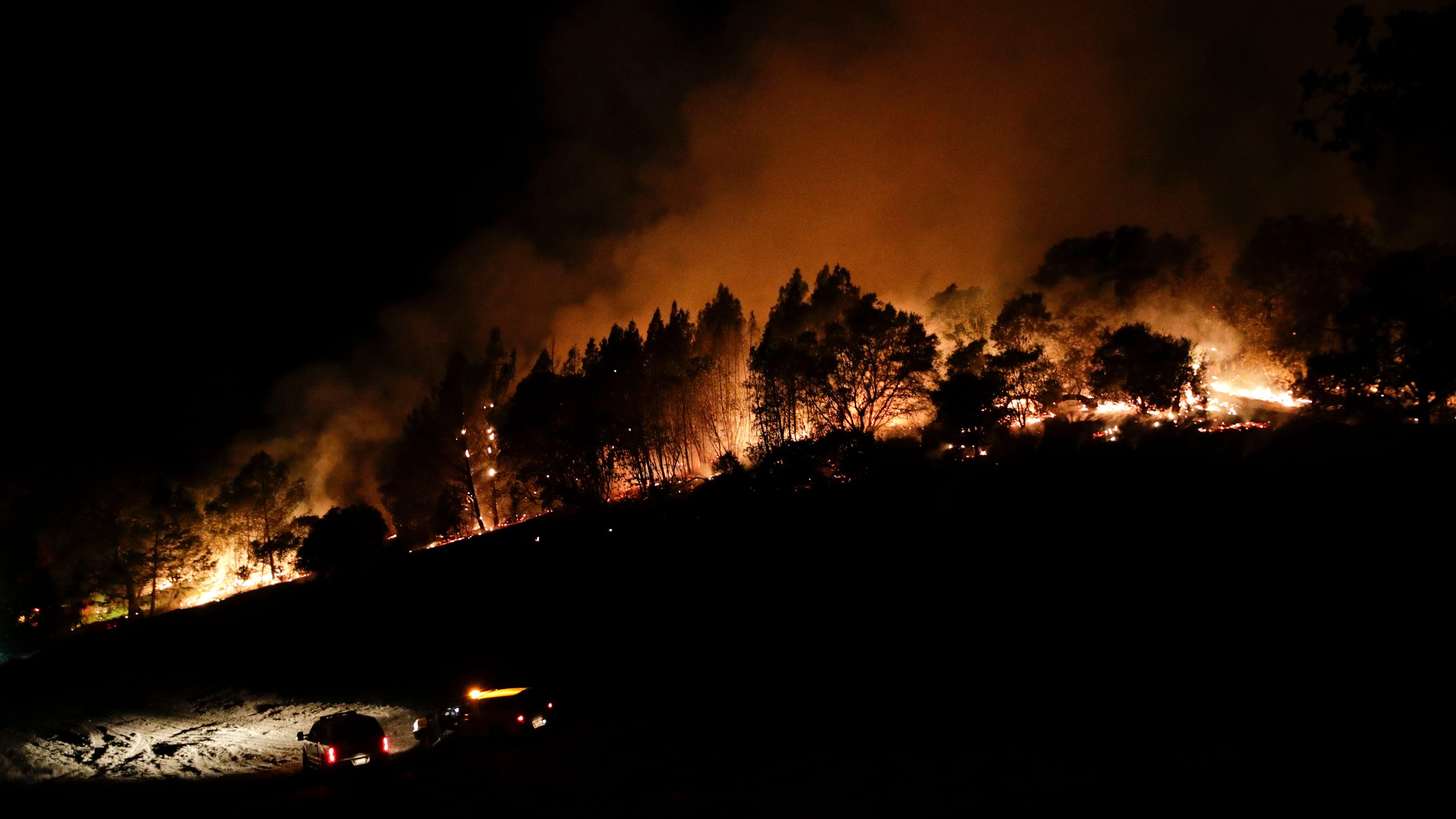 The California Wildfires Burned Down Irreplaceable Documents On Silicon Valley History