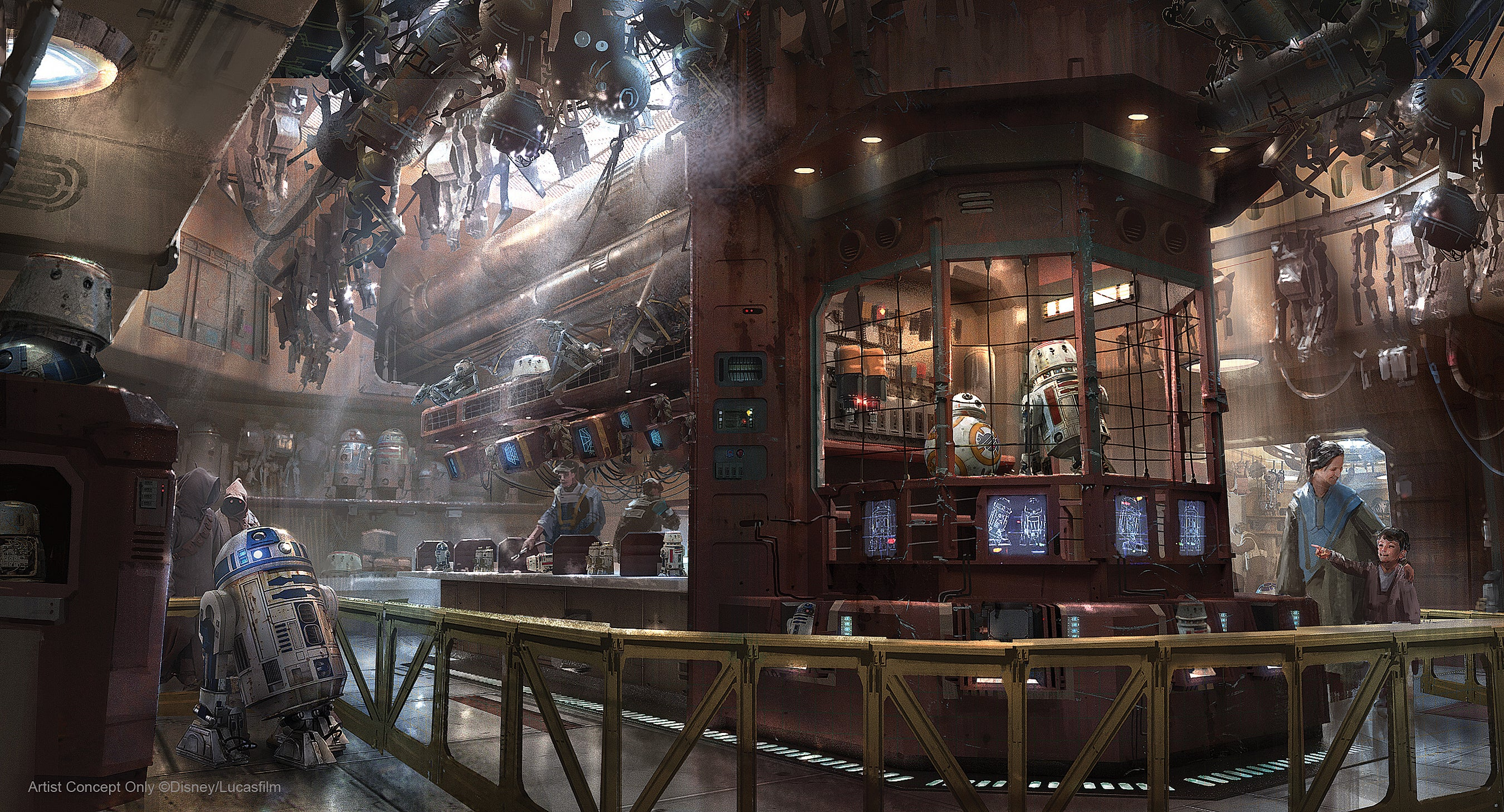 The New Traveller's Guide To Batuu Is The Next Best Thing To Being At Star Wars: Galaxy's Edge
