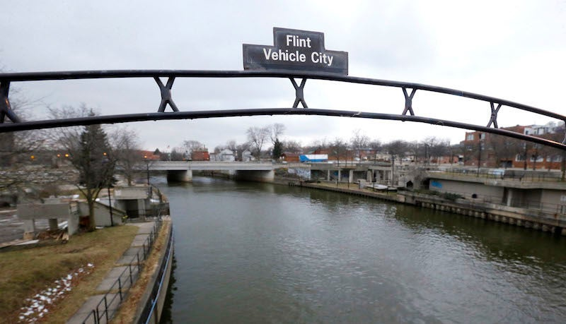 Michigan Sues Two Companies Over Flint's Poisoned Water Crisis