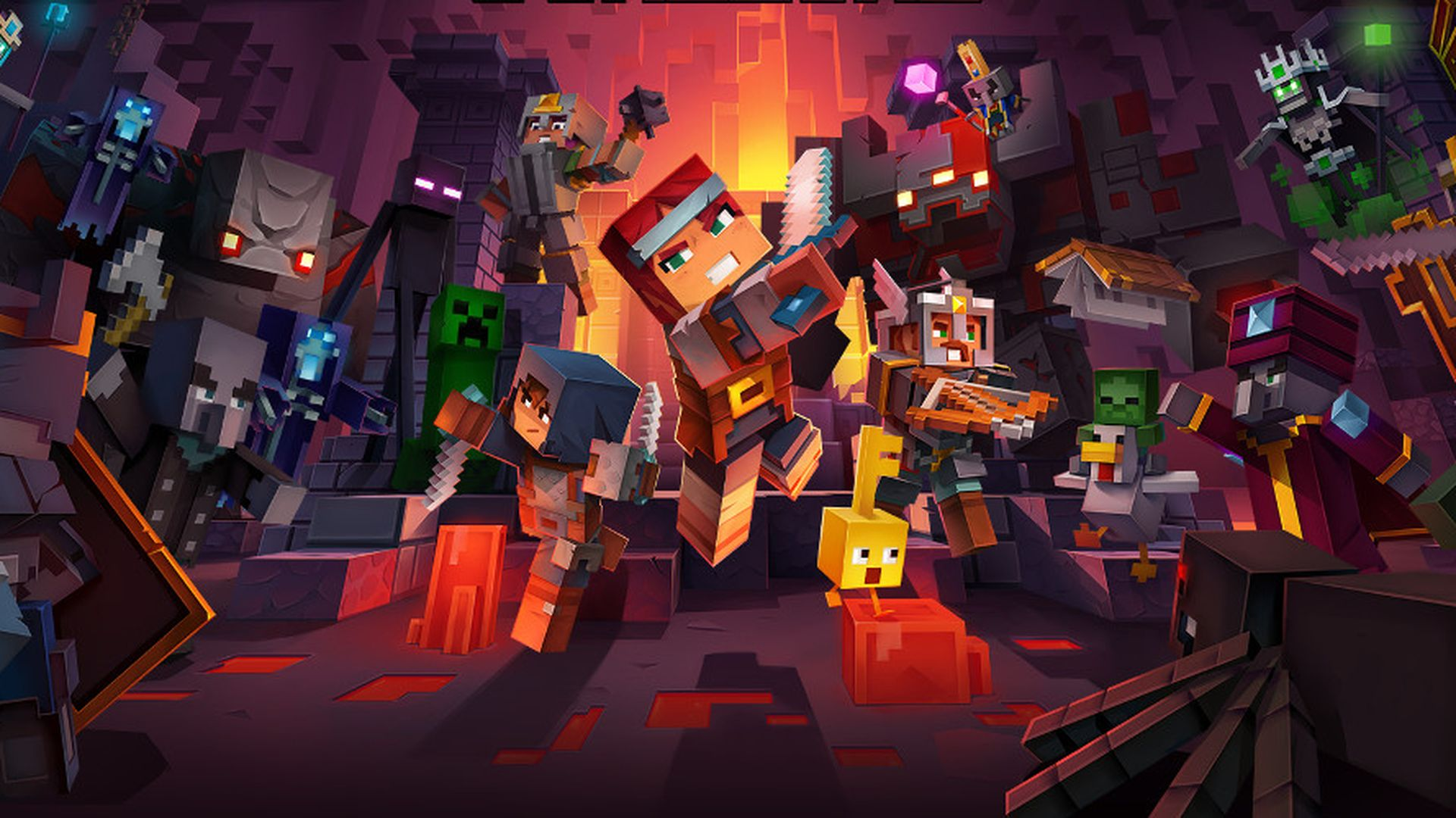 The Week In Games: Dungeons And Creepers