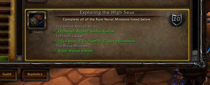 When World of Warcraft Mission Spawn Rates Go Out Of Control