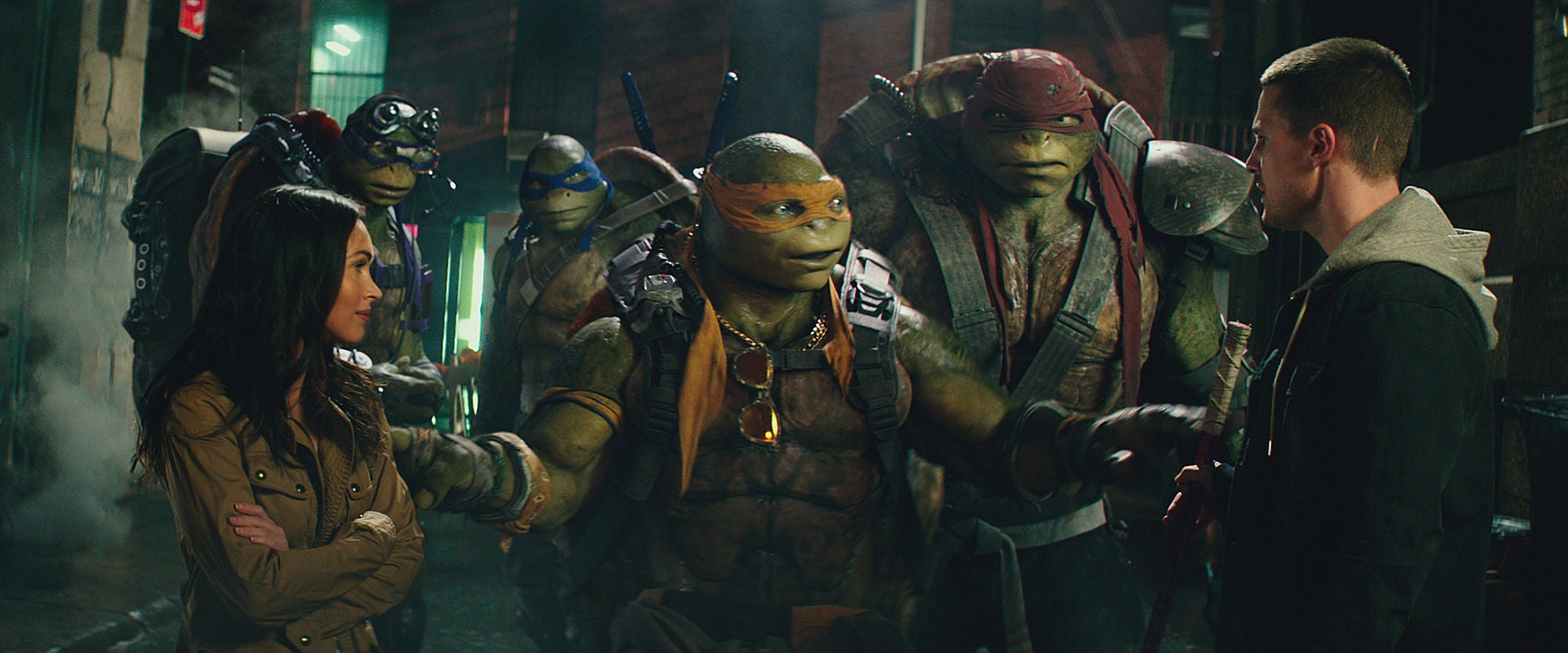 Wait, Is the Teenage Mutant Ninja Turtles Sequel Actually... Good?