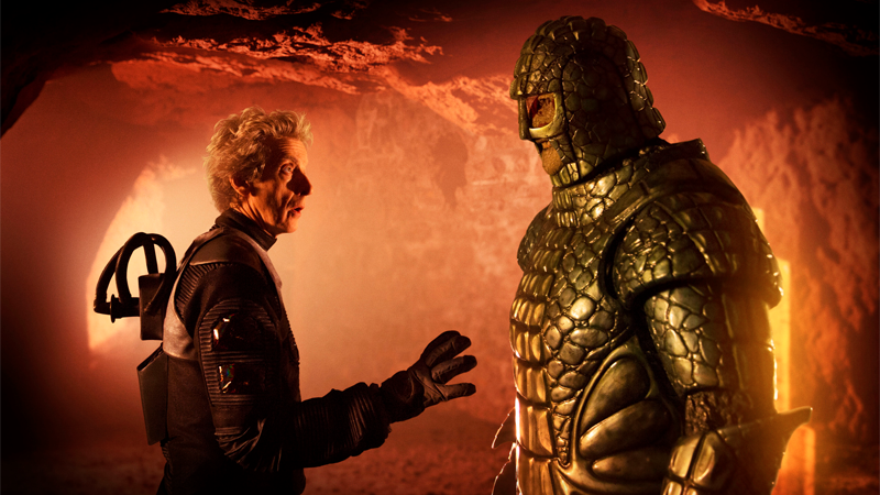 This Week,Doctor WhoReturned To A Middling Status Quo