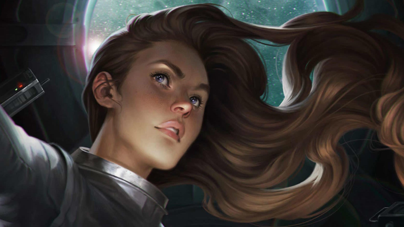 A Gifted Pilot Faces Alien Drones And Sassy AI In This Excerpt From Brandon Sanderson's Skyward Sequel, Starsight