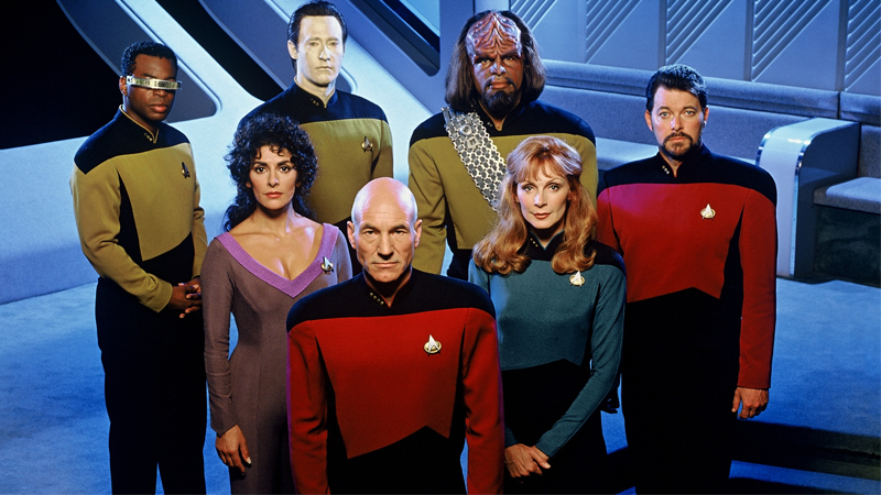 Thank God For Star Trek: The Next Generation