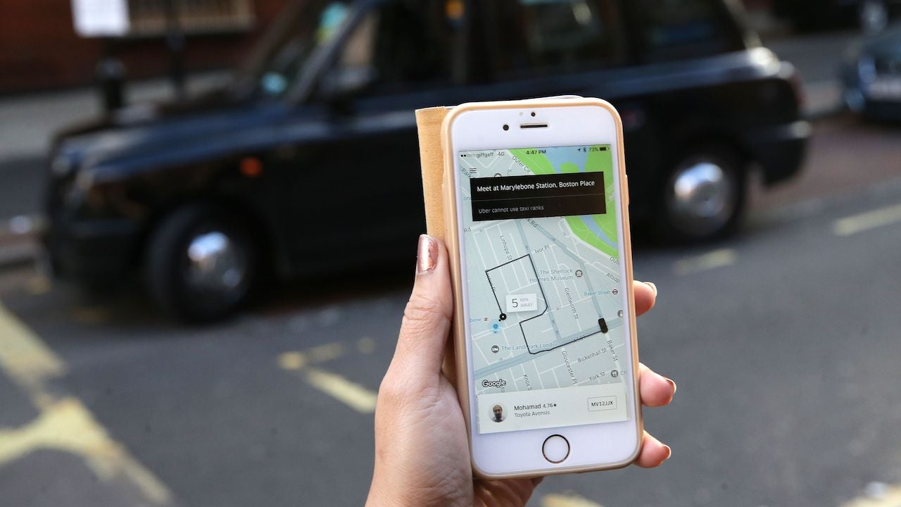 Uber Loses Operating Licence In London (Again) Over Safety And Security Issues