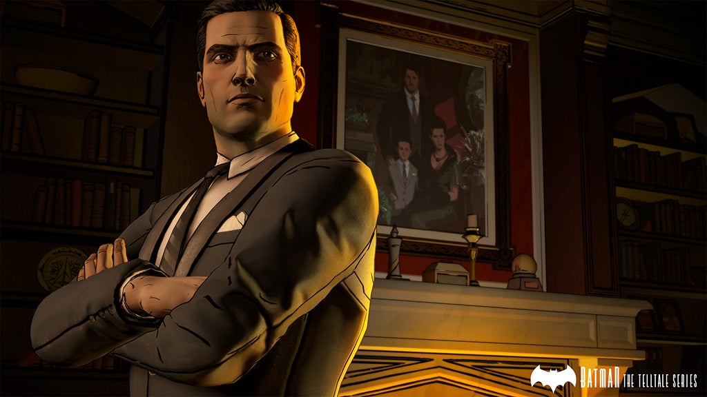 Finally, A Batman Game With A Lot Of Bruce Wayne In It