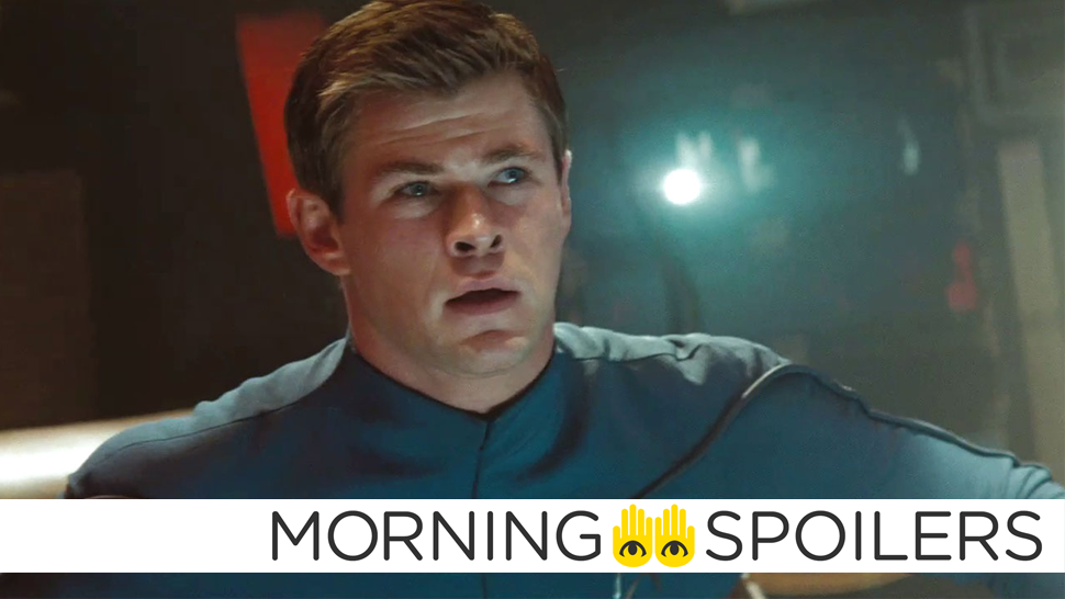 Chris Hemsworth On The Uncertain Future Of Star Trek 4
