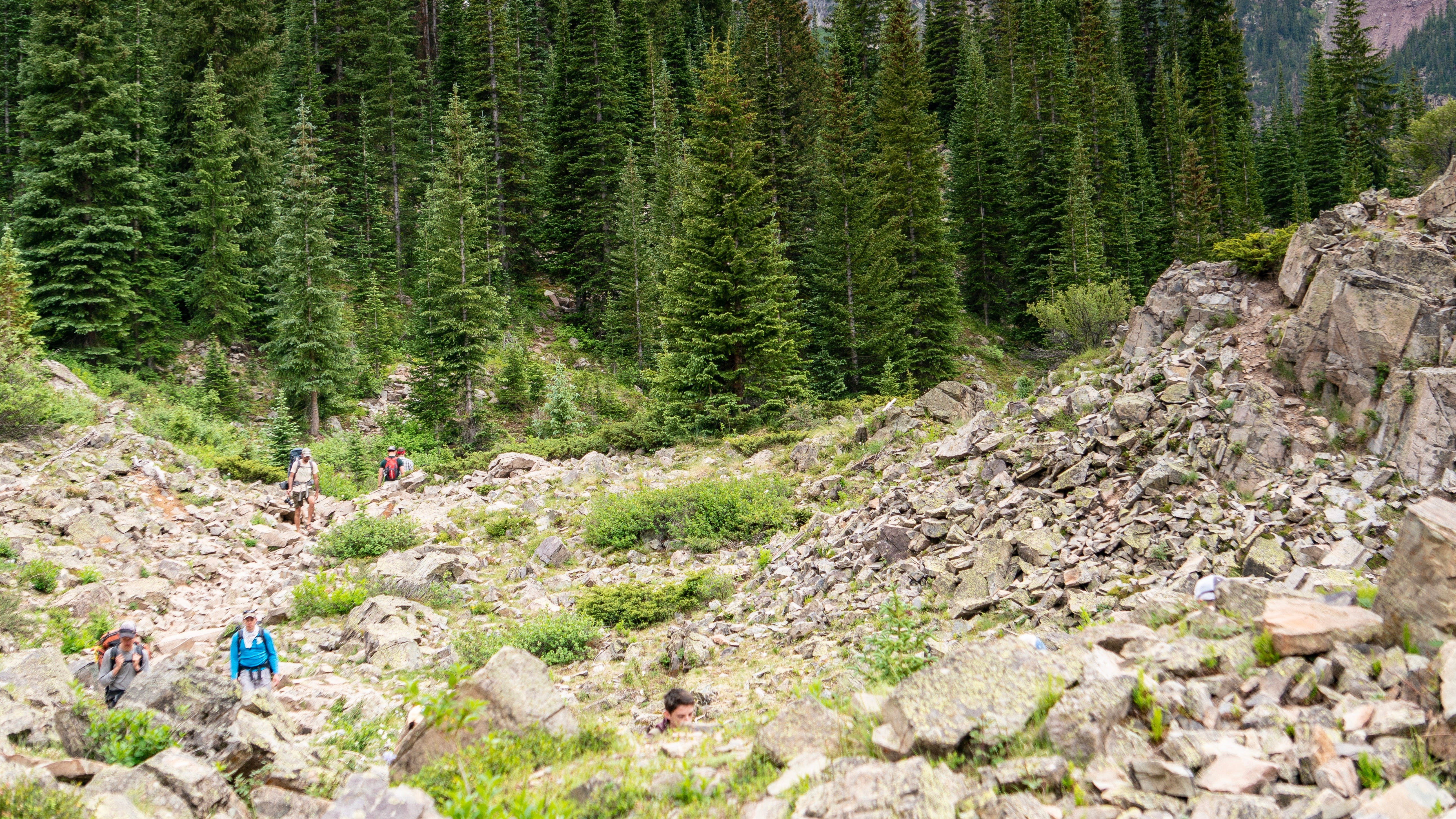 The Hiker's Guide To Trail Etiquette