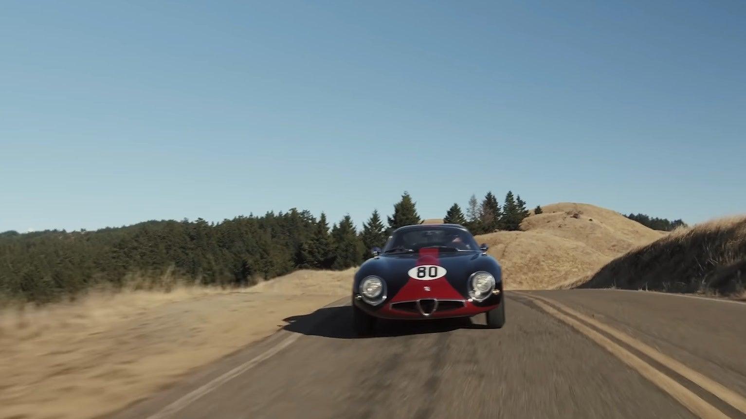 Every Alfa Romeo TZ Has A Story