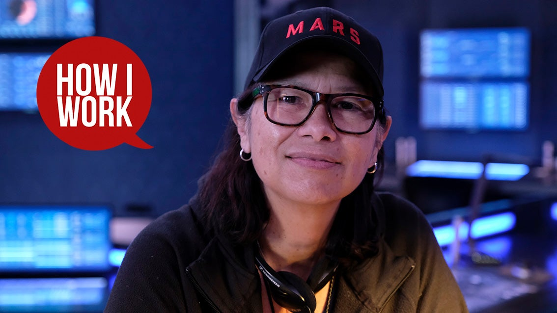 I'm MARS Showrunner Dee Johnson, And This Is How I Work